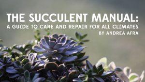The Succulent Manual demo